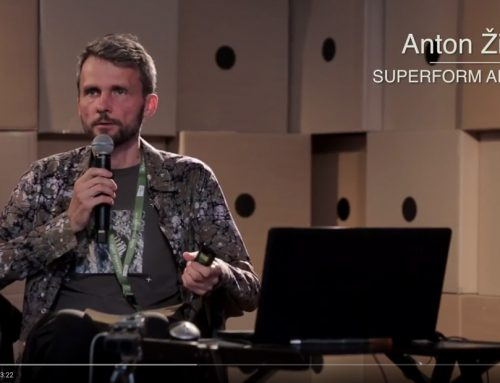 Anton Žižek, Superform arhitekti