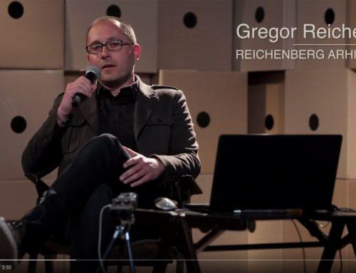 Gregor Reichenberg, Reichenberg arhitektura