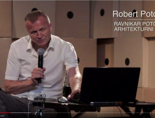 Robert Potokar, Ravnikar Potokar arhitekturni biro