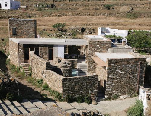 Hiša na Tinosu – kamnita vasica v malem