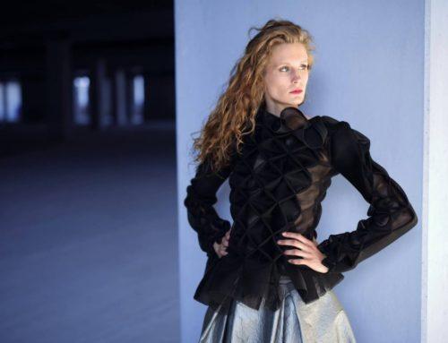 Arhitektura skozi modne oči-Evgenija Zafirovska