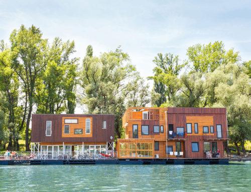 Arkabarka floating experience; Srbija | BIG SEE Tourism Awards 2018