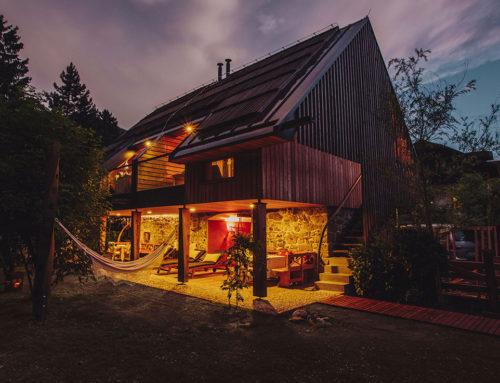 Hiša Raduha; Slovenija   BIG SEE Tourism Awards 2018