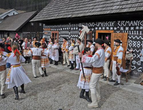 Čičmany folk architecture reserve; Slovaška   BIG SEE Tourism Awards 2018