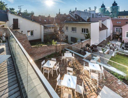 Town Courtyard Trenčín