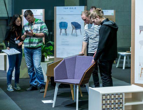 TOP IDEJE 2019 – 10. borza in razstava oblikovanja mladih ustvarjalcev