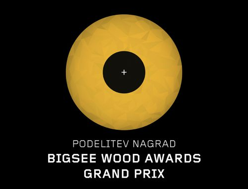 PODELITEV NAGRAD BIGSEE WOOD AWARDS – GRAND PRIX, 15. 10.