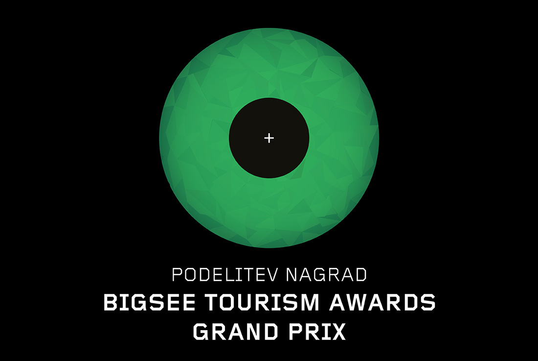 PODELITEV NAGRAD BIGSEE TOURISM AWARDS – GRAND PRIX, 17. 10.