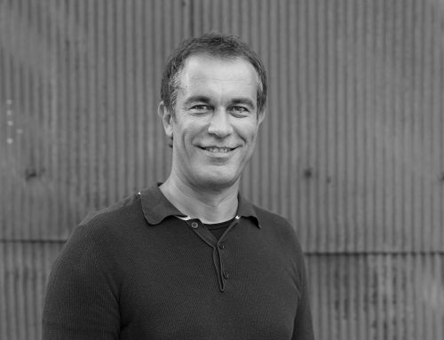 Marko Dabrović, kurator; ustanovitelj in partner 3LHD