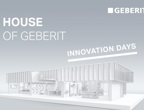 Geberit Innovation Days